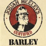 Josiah Meeley's Certified Barley Seed Feedbag Pillow