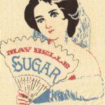 May Belle Sugar Feedbag Pillow