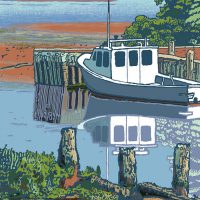 Sturgeon River Dock
